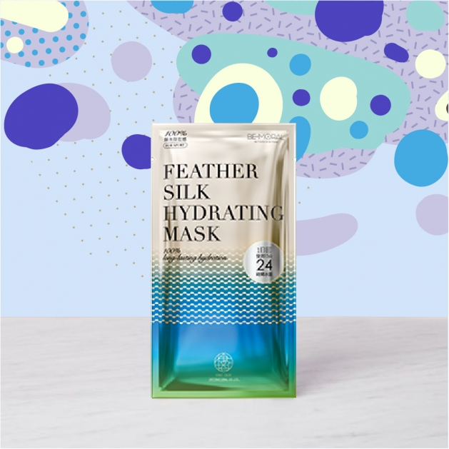 Feather Silk Hydrating Mask 1