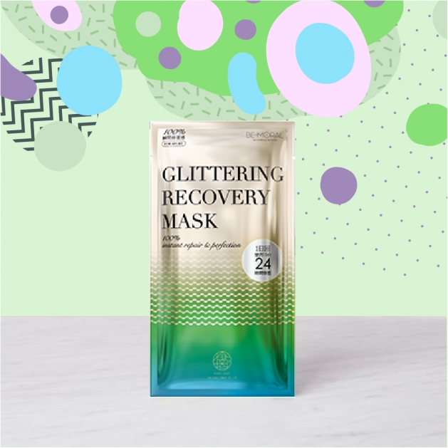 Glittering Recovery Mask 1